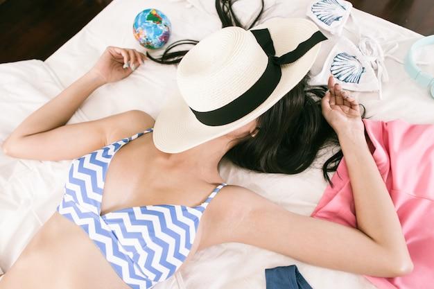 Women travel Premium Photo