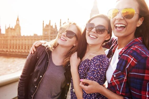 Прекрасное время только в лондоне Бесплатные Фотографии
