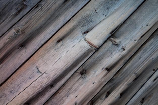 Wood diagonal texture background Premium Photo