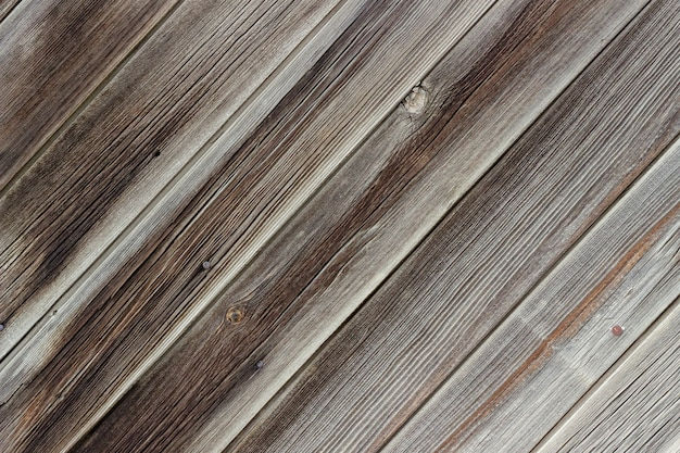 Wood panel as background or texture. Premium Photo