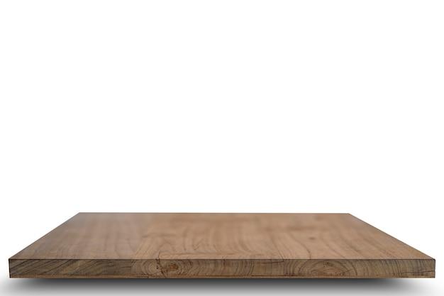 Wood table top Premium Photo