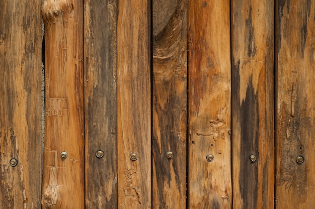 Wood wall for text and background Free Photo