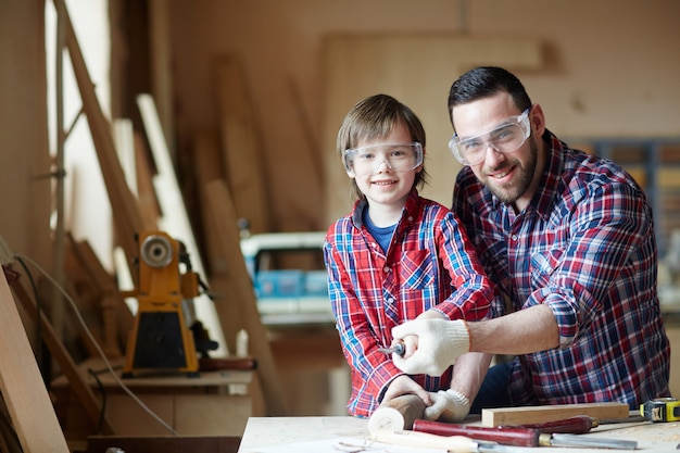 Woodcrafters Free Photo