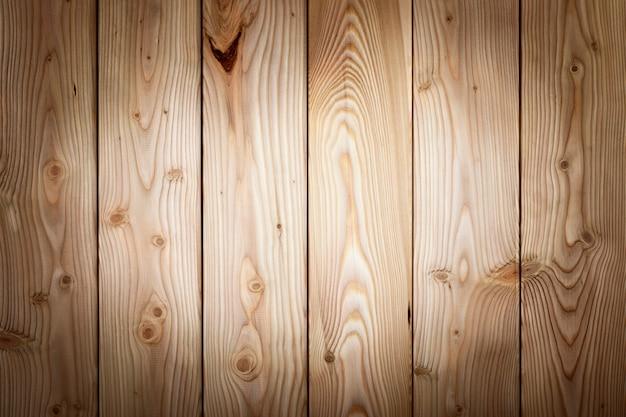 Деревянная предпосылка или текстура. естественный узор дерева фона. деревянный пол или стена. Premium Фотографии