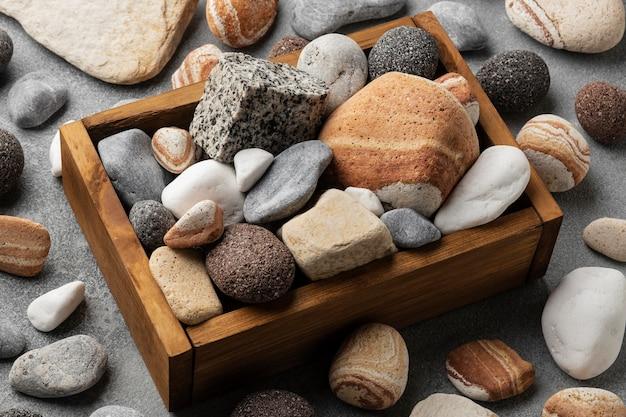 돌으로 나무 활 무료 사진