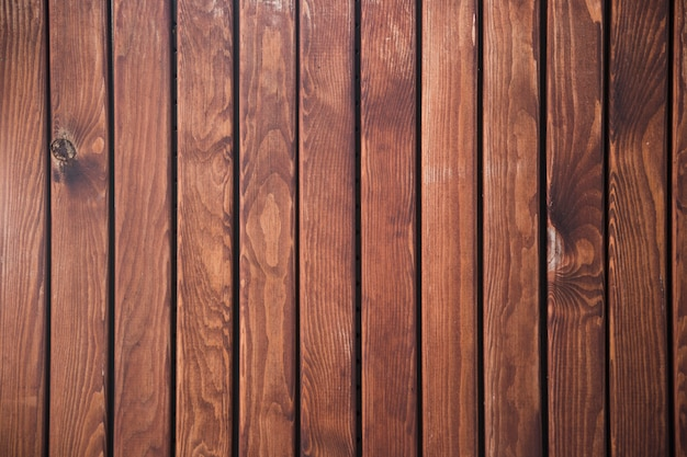 Wooden city wall Free Photo