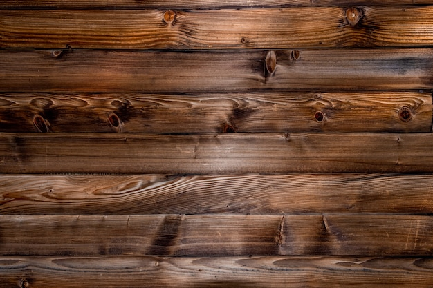 Wooden plank texture close up Premium Photo