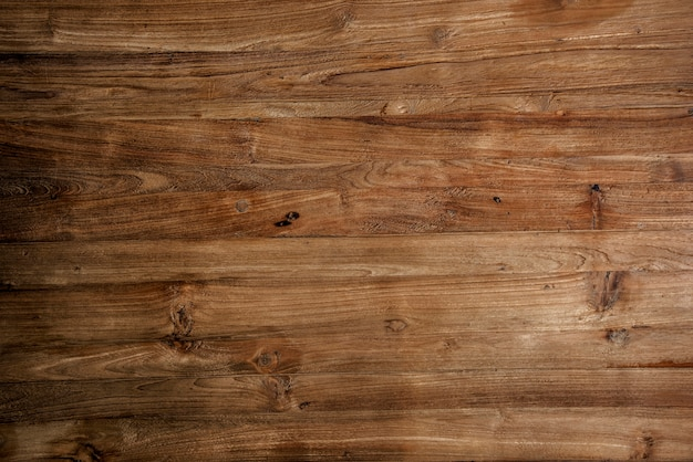 Wooden plank textured background material Free Photo