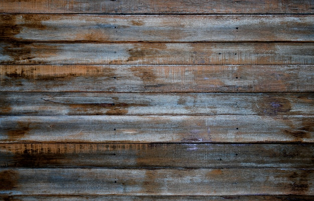 Wooden wall texture and wood background Premium Photo