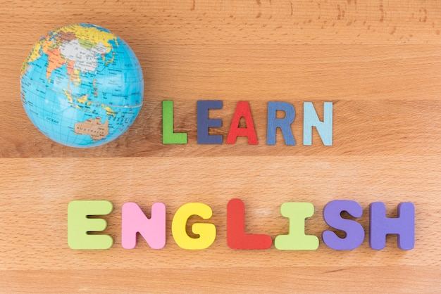 how to learn english dictionary words