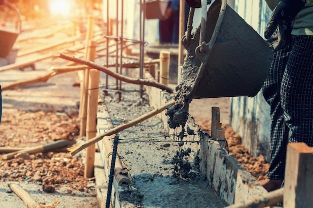 Замес бетона может спровоцировать тяжелое заболевание
