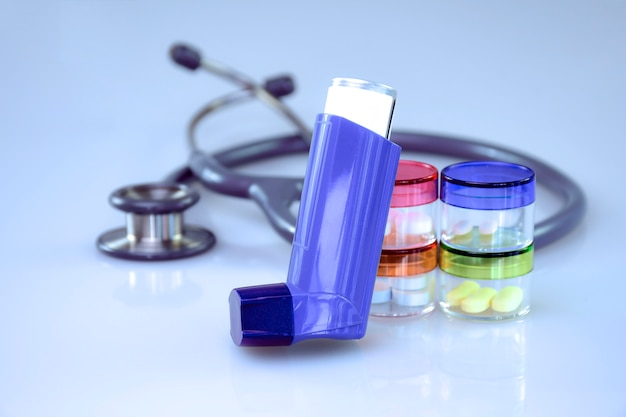World asthma day, which is held on the first tuesday in may. Premium Photo
