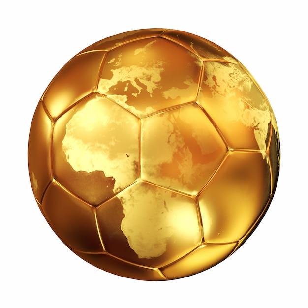 World cup soccer ball Premium Photo
