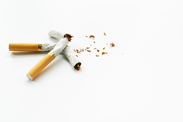 World no tobacco day Premium Photo