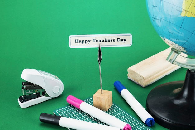 World teachers' day Free Photo
