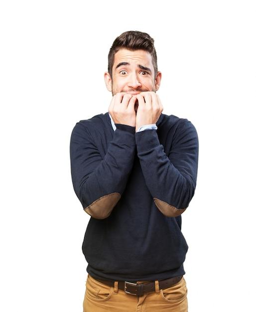 worried man photo free download