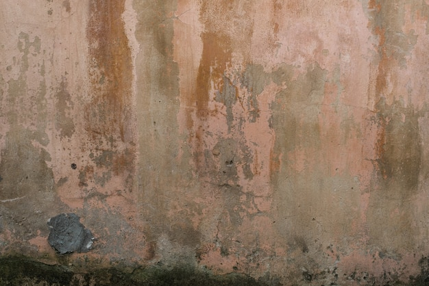 Wrecked and dirty wall Photo | Premium Download