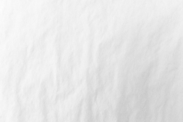 Wrinkled white paper, abstract white background. clear light. Premium Photo