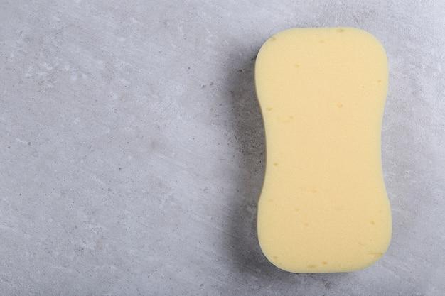 Желтая соблазнительная губка Бесплатные Фотографии