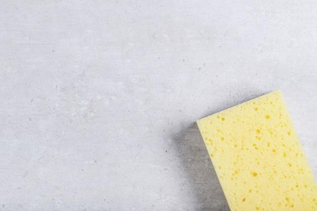 Желтый прямоугольник губка Бесплатные Фотографии