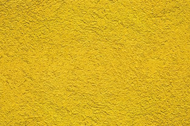 Yellow wall texture background. Premium Photo