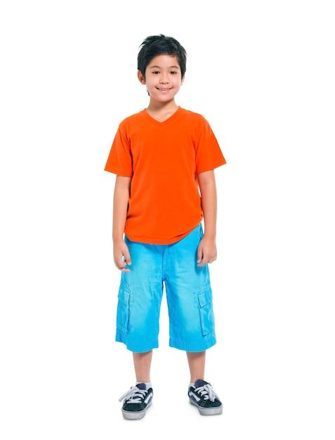 Young asian boy Free Photo