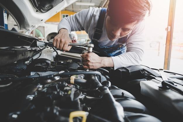 Asian car repair services