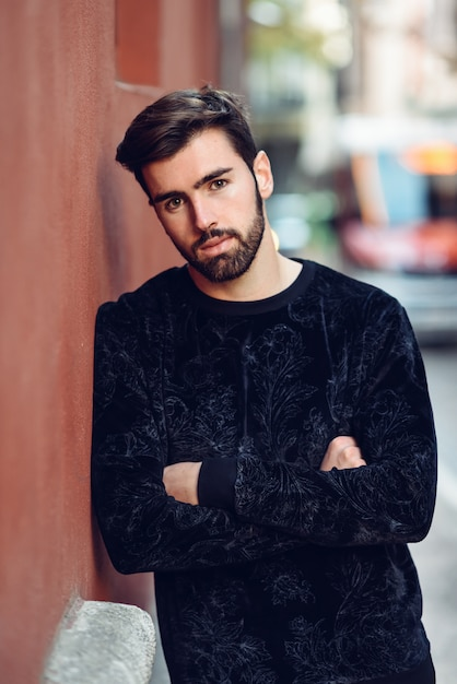 Whitetee Longhair Beard Vollbeard Model Photographer Vitali Gelwich