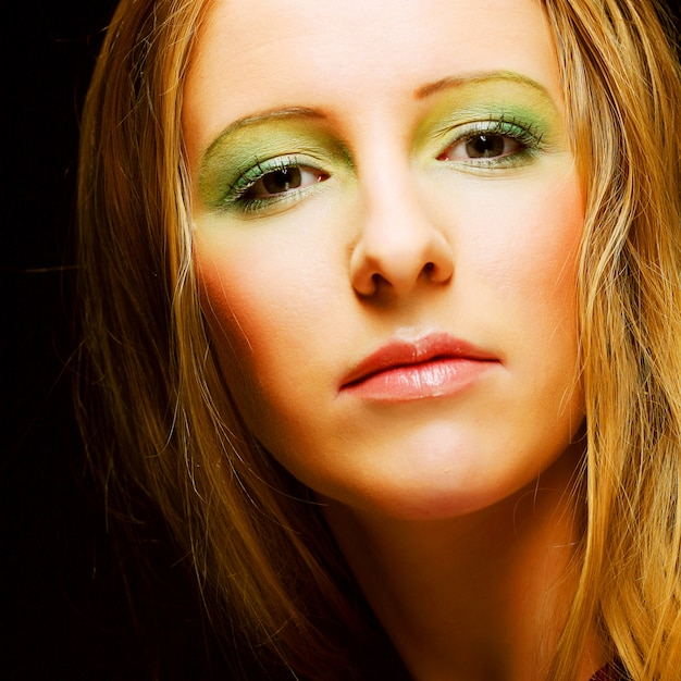 Young beautiful woman Premium Photo