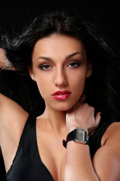 Young beautiful woman Free Photo