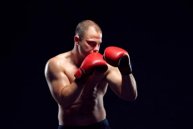 Boxer giovane Foto Gratuite