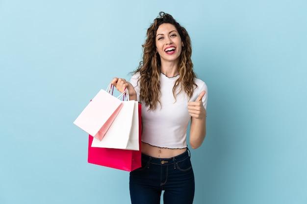 若い白人女性 Premium写真