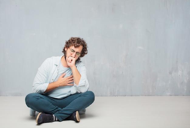 Мучительный кашель один из симптомов рака легких