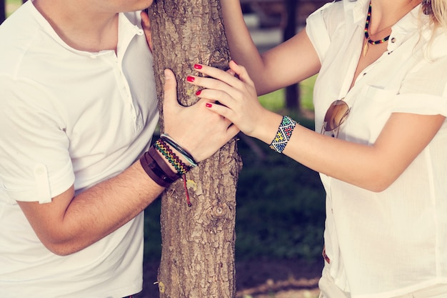 Young Couple In Love Free Photo