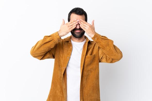 Young man with beard Premium Photo