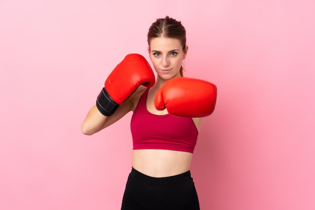 Young sport woman Premium Photo
