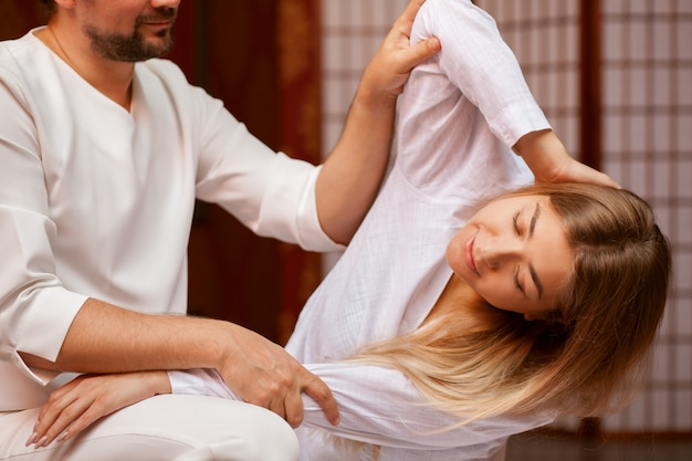 Swedish Massage Therapy Blackburn