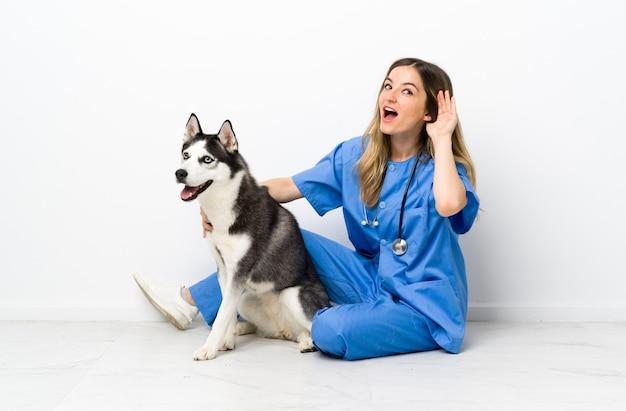 cachorro surdo