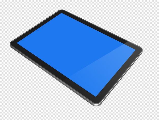 3d digital tablet pc Premium Psd
