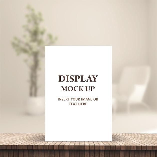 3d editable product mockup display Premium Psd
