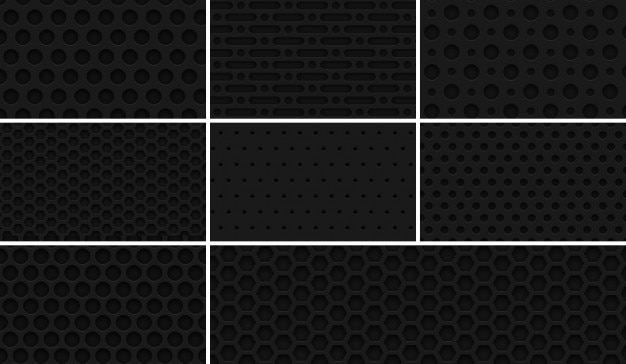 "Line Texture Psd : Seamless ""dark metal grid patterns psd file free download"