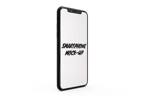 Смартфон макет изолированные Бесплатные Psd