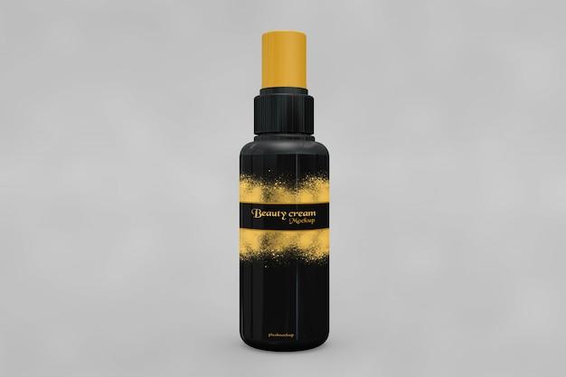 Макет распылительной бутылки Бесплатные Psd