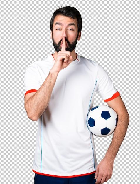 サッカー、ボール、ボール、ボール Premium Psd