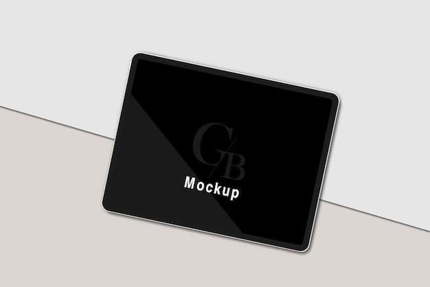 デジタルタブレットのモックアップ Premium Psd