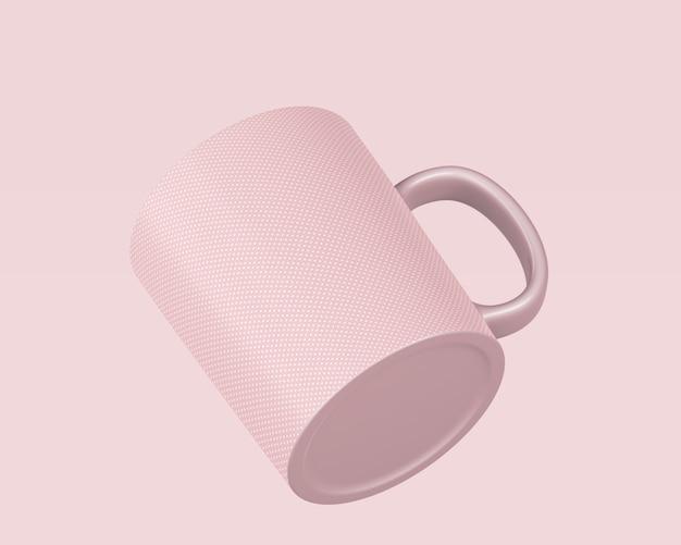 Макет кружка кофе Бесплатные Psd