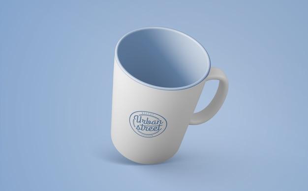 Макет кофейной кружки для мерчендайзинга Бесплатные Psd