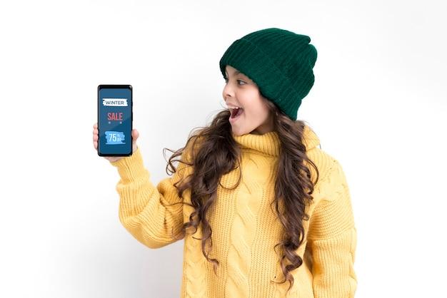Электронные устройства на распродажах в рождественский сезон Бесплатные Psd