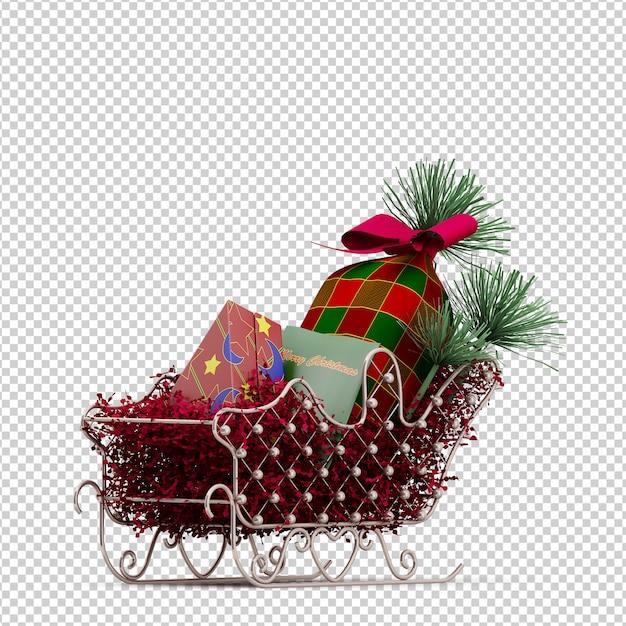 クリスマスソリ Premium Psd