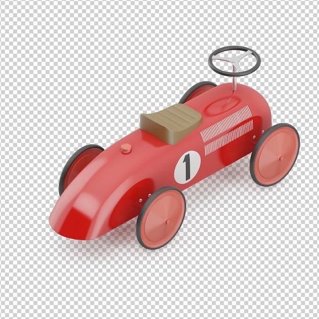 アイソメ子供のおもちゃ Premium Psd
